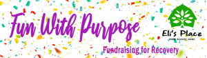 Banner image reading Fundraise for Recovery